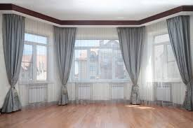Standard Window Curtain Lengths What Are Standard Drapery Sizes Hunker