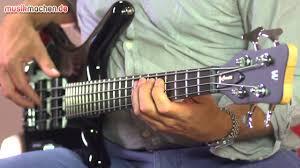 warwick corvette bass review rockbass by warwick corvette basic 4 scale im test