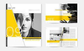 graphic design ideas inspiration inspiration brochure 45 interesting brochure designs web graphic