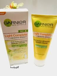 Berapa Serum Garnier garnier light complete white speed review beautyasti1