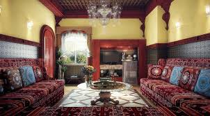 moroccan style living room ideas decorative interior wall to get