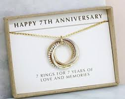 7 year wedding anniversary gift 7th anniversary gift for 7 year wedding anniversary gift 7