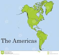 the american continent royalty free stock image image 26671376