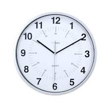 wall clocks silent atomic wall clock quiet atomic wall clock