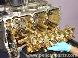 porsche 911 carrera engine tear down 996 1998 2005 997 2005