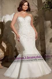 plus size wedding dress pluslook eu collection