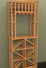wine racks modular wood wine racking and wall wine racks wine rack