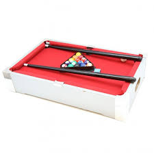 mini pool table by totes toys