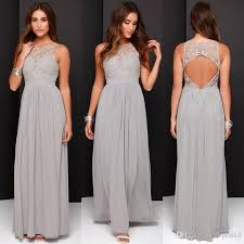 cheap bridesmaid dresses best 25 grey bridesmaid ideas on grey bridesmaid