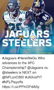 Jaguars Memes - steelers jags acksonville jacuars steelers steelers pittsburgh
