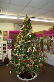 musical brown christmas tree burgundy gold musical note christmas tree in samson al flower