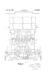 patent us3225686 press with sliding bolster and die clamp