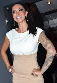 jodie marsh tattoo female celebrity tattoos sofeminine