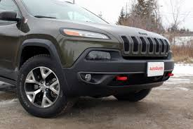 cherokee jeep 2016 price 2016 jeep cherokee trailhawk review autoguide com news