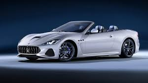 convertible maserati price 2018 maserati granturismo convertible debuts at goodwood