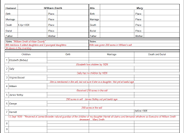 excel the shy genealogist page 2