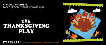 the thanksgiving play artists repertory theatre