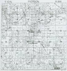 plat maps vigo co townships map