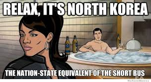 North Korea South Korea Meme - inventing north korea daniel fandino digital america