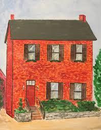 historic farnsworth house inn paint along farnsworth house inn