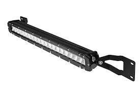Single Row Led Light Bar by Chevy Silverado 2500hd 11 2014 Hidden Bumper Led Light Bar