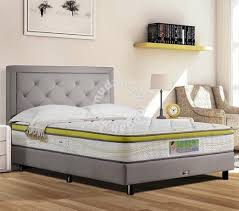 Vono Bed Frame Vono Spine Pro Se King Mattress Furniture Decoration