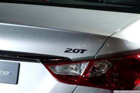 2011 hyundai sonata owners manual ny show 2011 hyundai sonata gets new 2 0 turbo with 274hp