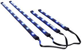Led Light Strips For Computer Case by Led V02 Vivo Magnetic Blue Led Lighting Kit For Pc Computer Case