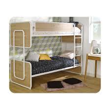 ma chambre d enfants lit superposé enfant spiral 90x200 cm blanc ma chambre d enfant la