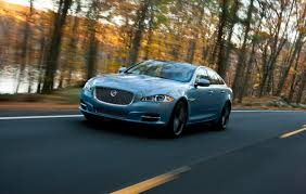 2012 jaguar xj overview cars com