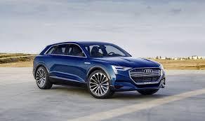 Audi E Tron Interior 2018 Audi Q6 E Tron Interior Autosdrive Info