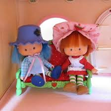 Happy Home Products Sofa Or Couch For Strawberry Shortcake Berry Happy Home Dollhouse