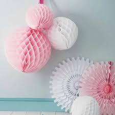 decorative tissue paper honeycomb balls for wedding christmas