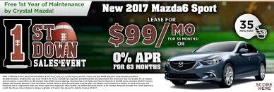mazda o 100 mazda 6 lease 2018 mazda cx 3 leasing in elk grove ca
