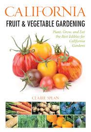 Winter Vegetable Garden Southern California California Fruit U0026 Vegetable Gardening Plant Grow And Eat The