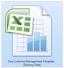 Customer Management Excel Template Diy Excel Customer Management Database Eu Requirement