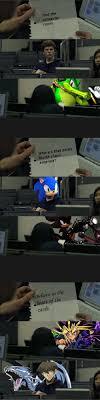The Social Network Meme - sonic s social network