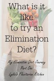 my elimination diet journey part one skillets diet and cacciatore