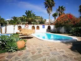 Englische Schlafzimmerm El Ferienhof Finca El Castillo Spanien Buenavista Del Norte