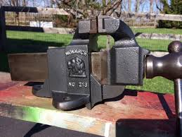Fuller Bench Vise 213 Monarch These Guys Are Suppose To Be A Lower Grade Prentiss