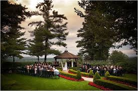 outdoor wedding venues in michigan pine knob mansion weddings archives arising images
