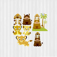 lion king baby shower ideas baby lion king clipart clipartxtras