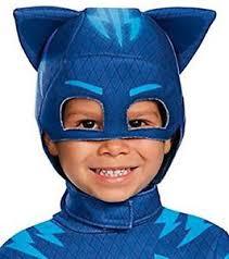 catboy mask pj masks disney fancy dress halloween child costume