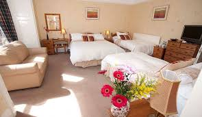 Penrith Guest House Bed And Breakfast Penrith Lake District B And B - Family room bed and breakfast