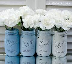Ball Jar Centerpieces by 263 Best Our Nest Is Growing Baby Shower Images On Pinterest