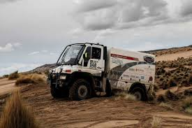 mercedes rally mercedes benz unimog 400 dakar for sale