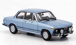 bmw 1974 models bmw 2002 tii l blue 1974 autoart diecast model car 1 43 buy sell