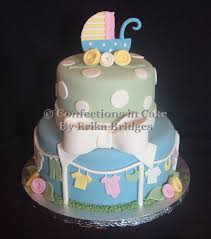 baby shower cakes u2014 confections in cake