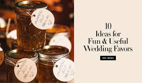 useful wedding favors planning design news favors and gifts inside weddings