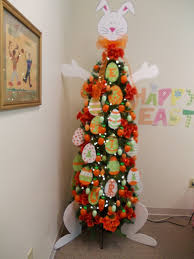 easter tree my son would love this i told my husband i wanted to